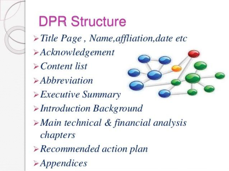 Detailed Project Report (DPR)